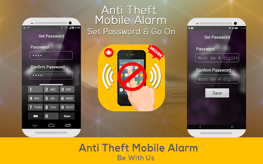 Anti theft alarm don't touch my mobile for android apk download.
