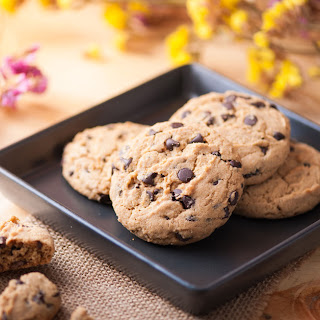 Coconut Flour Chocolate Chip Plus Cookies