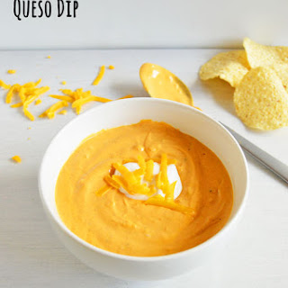 Chipotle Cheddar Queso Dip