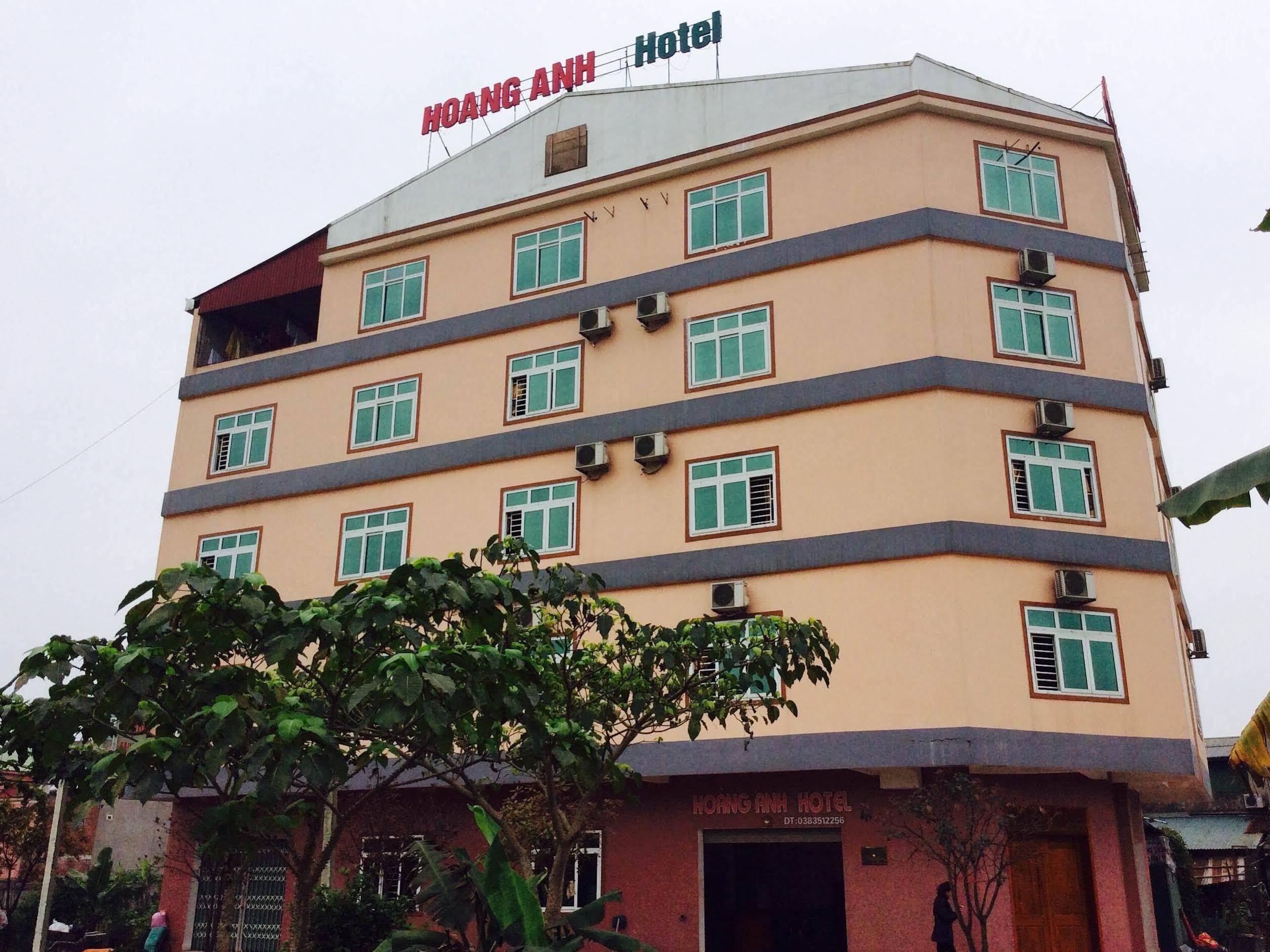 Hoang Anh 2 Hostel Vinh