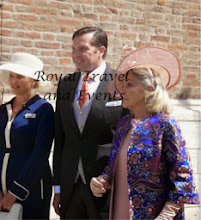 Photo: Princess Adelaide of Orleans,  Prince Charles-Philippe of Orleans, Duke of Anjou, Princess Beatrice of France, Countess of Evreux,