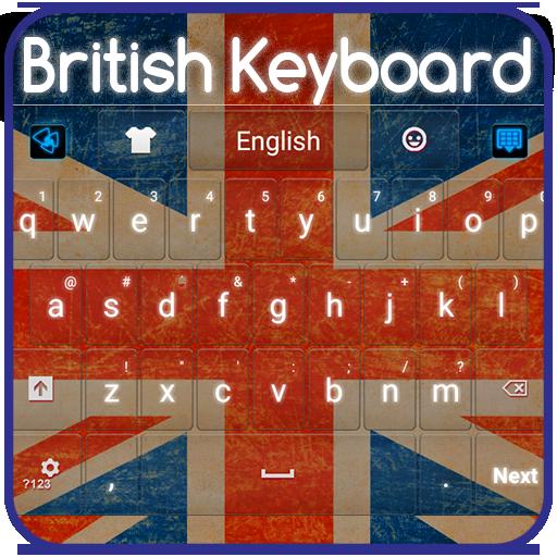 British Keyboard 個人化 App LOGO-硬是要APP