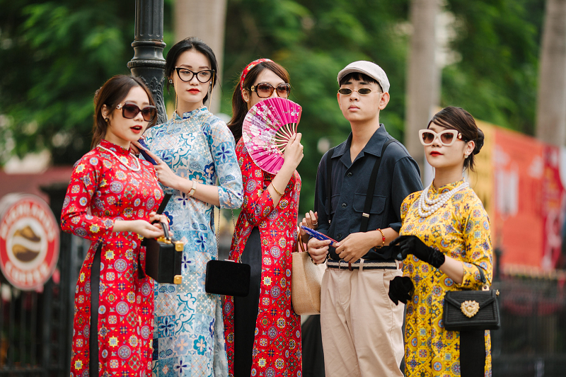 """Concept """"Cô Ba Sài Gòn"""" đang được giới trẻ vô cùng """"săn đón"""""""