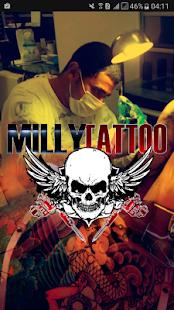 MillyTattoo - náhled