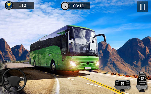 Uphill Off Road Bus Driving Simulator - Bus Games 1.14 screenshots 6