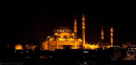 Photo: Blick zur Süleymaniye Camii