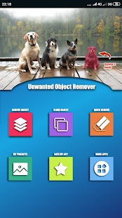 App Remove Unwanted Object from Photo - Touch Retouch APK for Windows Phone