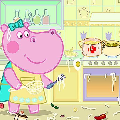Escola de culinária: Jogos para meninas