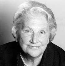 Portrait of Betty Jeffrey