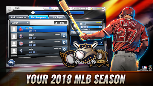 MLB 9 Innings 18  gameplay | by HackJr.Pw 5