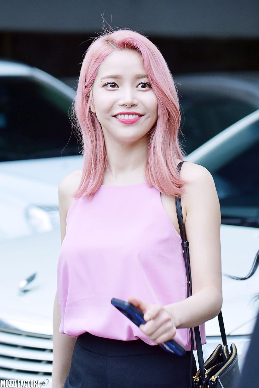 short pink 2