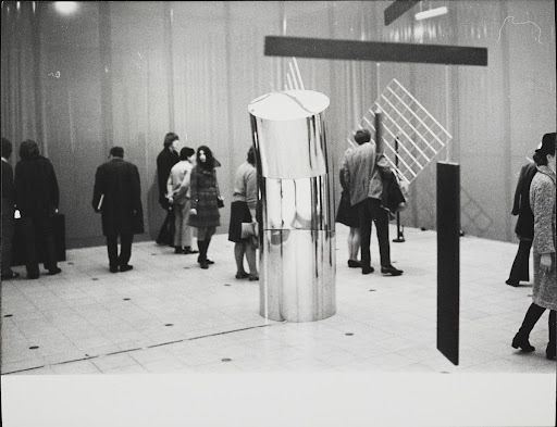 Installation view: Kinetics: An International Survey of Kinetic Art, Hayward Gallery. Photo: Crosby / Fletcher / Forbes