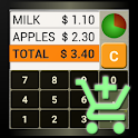 Shopping List for Grocery icon
