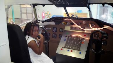 Photo: pilot Kaleya