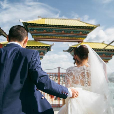 Wedding photographer Dugarma Sultimova (sultimova). Photo of 09.11.2017