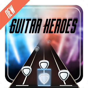 Guitar Heroes: New rhythm for PC and MAC
