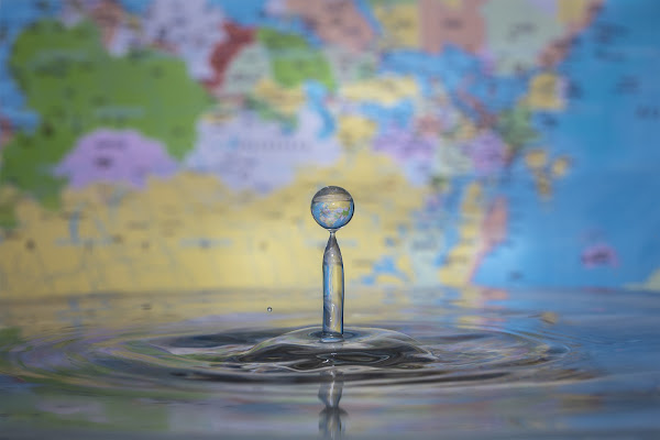 World in a drop di Madison