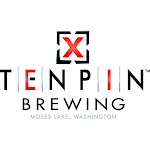 Logo of Ten Pin Smokin' Hot Blonde