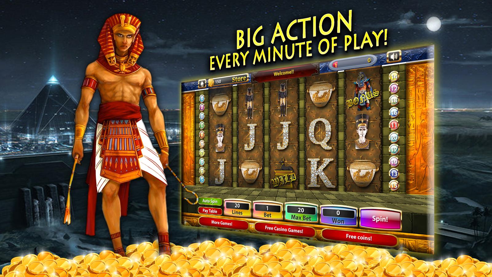 Slots pharaoh's way hack tool android download