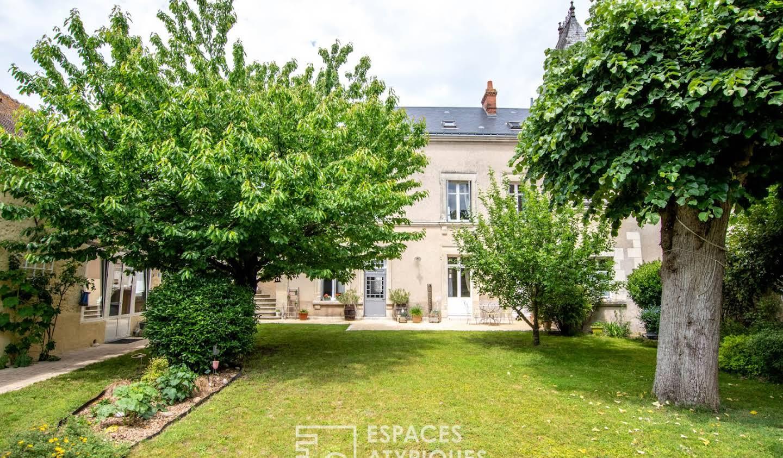 Maison Savigné-sur-Lathan