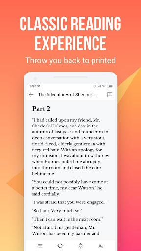 AnyBooks uff0d FREE Books, novels, ncert free download 3.0.2 screenshots 5
