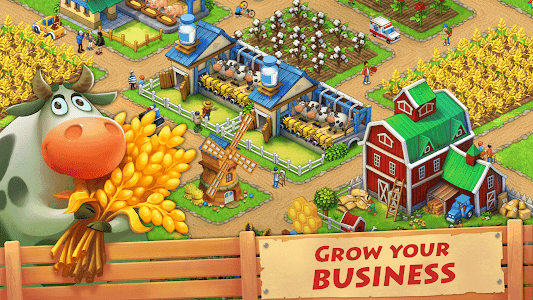 Township 6.3.0 (Mod Money)