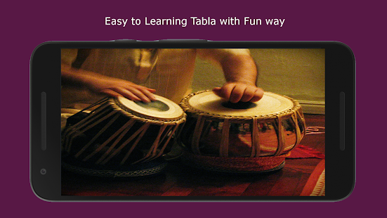 Tabla – Drum 4
