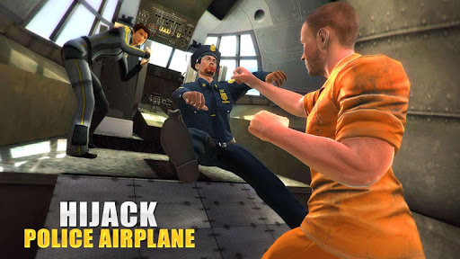 Prison Escape Airplane Landing|玩模擬App免費|玩APPs