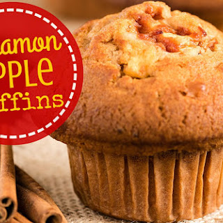 Apple Cinnamon Muffins Splenda Recipes