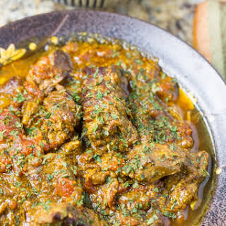 Slow Cooker Beef Curry.
