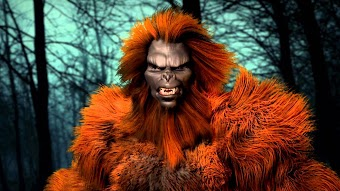 Bigfoot of Pendleton County:  Great Fire Ape
