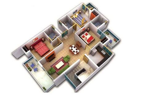 App 3DHome Floor Plan Design Ideas apk for kindle fire