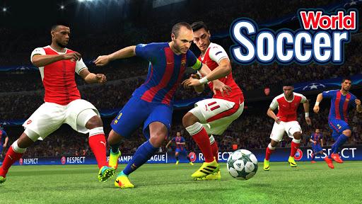 Soccer Dream World 2018 Soccer Games 3.1 screenshots 1