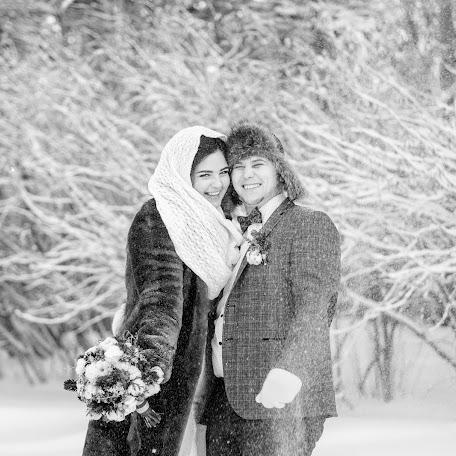 Wedding photographer Tatyana Chikurova (bahtina1987). Photo of 07.01.2018