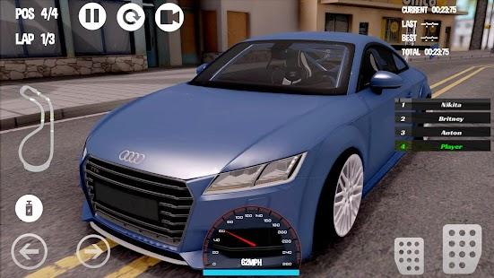Car Racing Audi Game Android Apps On Google Play - Audi car pics