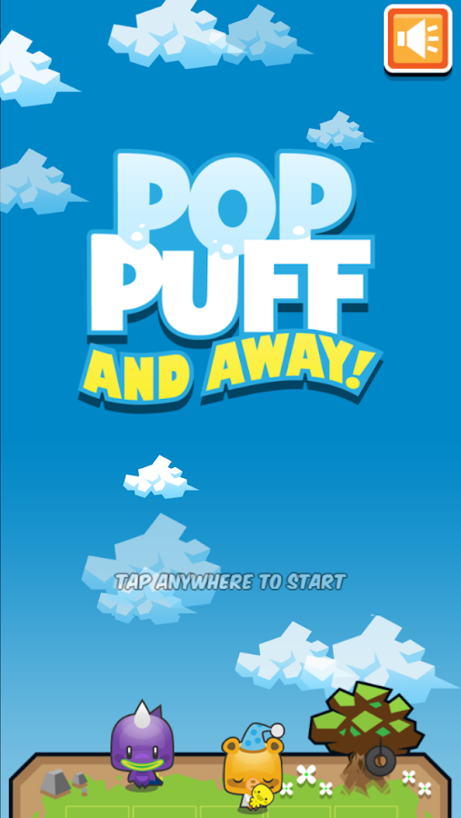 Pop Puff and Away!- screenshot