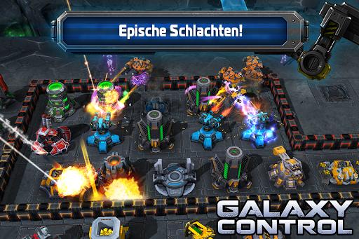 Galaxy Control: 3D Strategie  screenshots 6