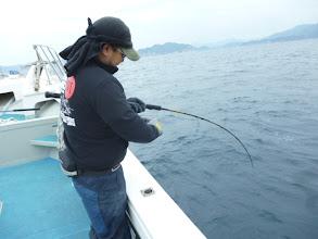 Photo: タケモトさんヒット!
