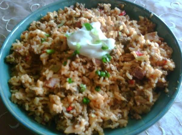 Spanish Rice The Easy Way Recipe