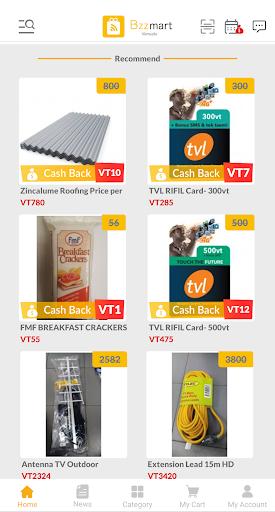Bzzmart Vanuatu 1.3.1 screenshots 2