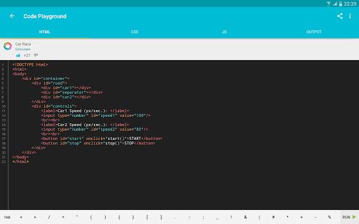 Learn HTML 5.5.2 screenshots 10