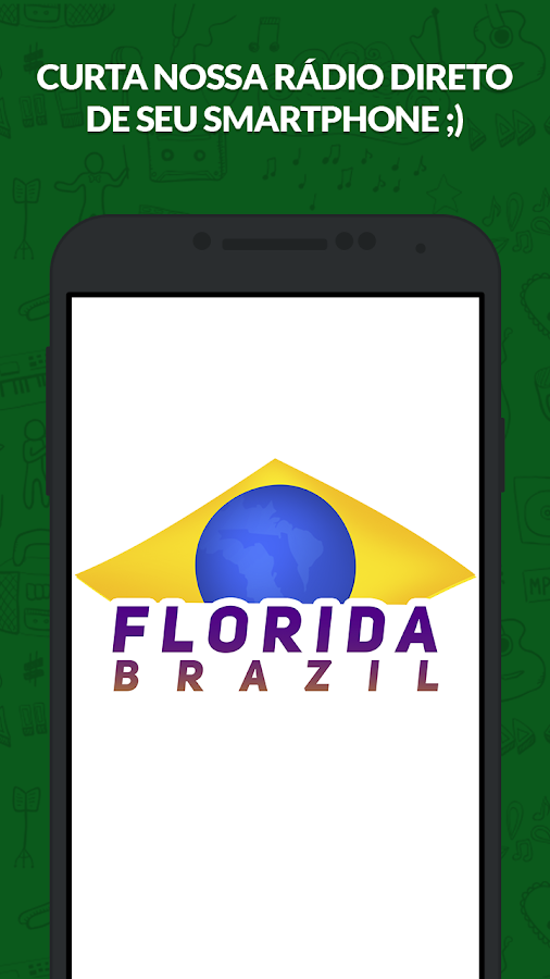 Radio Florida Brazil- screenshot