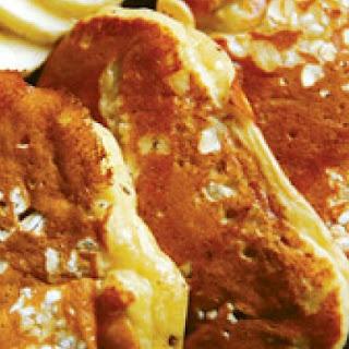 OMG (Oh My God) Banana Oatmeal Pancakes.