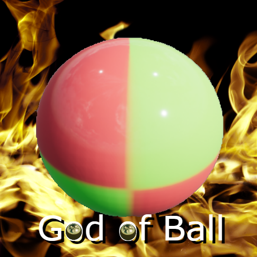 God Of Ball: Burning ball
