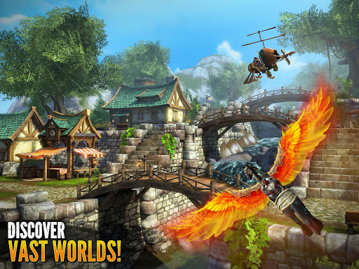Order & Chaos 2: 3D MMO RPG screenshot 5