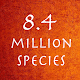 Story of 8.4 million species of life APK