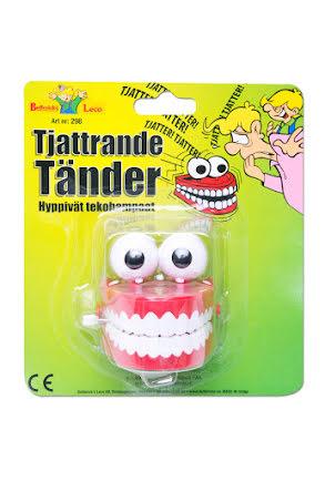 Tjattrande tänder