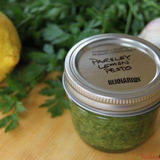 Parsley Lemon Pesto.