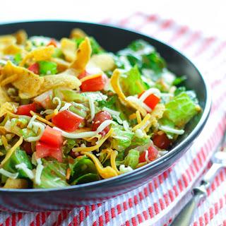 Frito Taco Salad.