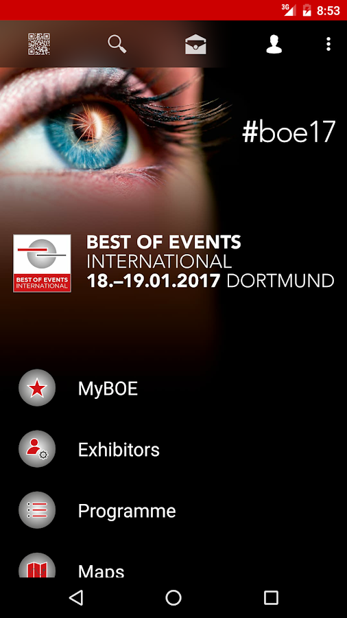 BEST OF EVENTS 2017- screenshot
